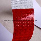 Bande r3fléchissante de camion blanc et rouge pour la remorque (C5700-B (D))