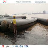 배 발사를 위한 중국 공급자 바다 팽창식 고무 에어백