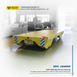 Prodotti metalliferi elettrici del carrello della piattaforma della guida che trattano carrello