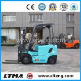Mini chariot élévateur électrique de 1,5 tonne avec moteur à courant alternatif
