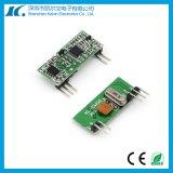 Transmissor de DC5V 433MHz RF e módulo de receptor sem fio de controle remoto