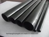 Tubo de Fibra de Carbono Resistente a la Corrosión
