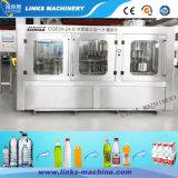 良質の飲料水のびんの充填機