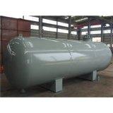 De Tank van de opslag voor Aardolie, Metallurgie, Industriële, Chemische, Medische enz. wordt gebruikt die
