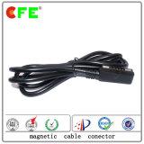 5pin câble d'alimentation magnétique Connetcor
