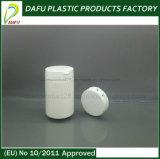 100 мл PE круглая форма медицины пластиковые бутылки