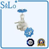 Válvula de amostragem de aço inoxidável 316