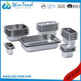 Couvercle de carter de conteneur de Gastronorm GN d'acier inoxydable