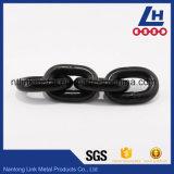 catena di sollevamento placcata zinco G80 di 19mm*57mm