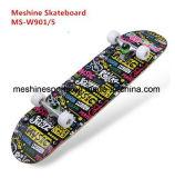Berufsahornholz-hölzernes Brandung-Skateboard komplett