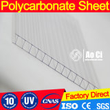Конструкция панели Policarbonate Policarbonato - класса a