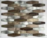 Mosaico de aluminio de la cocina para la decoración AAC-Hrb3201 de la pared