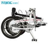 Mini vélo se pliant de bâti de l'alliage d'aluminium 6061 de loisirs de vélo d'entraînement d'arbre