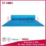 Singola stuoia di Pilates della stuoia di yoga del PVC di colore di vendita calda
