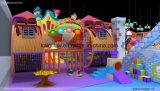 Крытые спортивные площадки с темой конфеты и льда для малышей