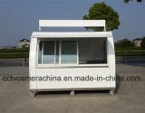 Customizable Square Type Scooter Trailer Mobile Food Vending Cart (SHJ-FS290A)