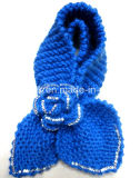Пользовательские моды новая конструкция ручной вязки дамы головная стяжка Neckwarmer ношение тюрбана