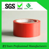 Belüftung-Draht-anhaftende Isolierungs-elektrisches Band, Breite der 17m Längen-X 17mm, rot