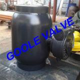 150lb/300lb/600lb/900lb marcha que se utilizó la reducción de la cavidad de la válvula de bola totalmente soldado GARQ361(PPL)