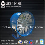 Axialer Ventilator Byt-280 mit justierbarer Aluminiumlegierung-Schaufel
