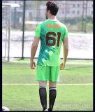Футбол Джерси сублимации Unisex оптовый изготовленный на заказ, оптовые трикотажные изделия футбола OEM, футбол Джерси DIY