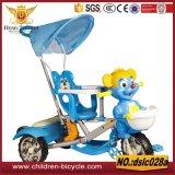 Новые модели трицикла младенца малыша Unfodable колеса пластмассы 3
