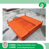 Новый стальной проволочной сеткой складывания каркаса для склада