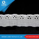 Cordón del bordado / cordón de Trochon / cordón del algodón / cordón del Tc