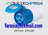 3p 6h IP67 16A de Economische Industriële Schakelaar PP/PA van Cee/IEC