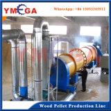 De Lopende band van de Korrel van de Houten Spaanders van de Biomassa van het Merk van China