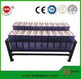 Fuente de batería de almacenaje de la energía solar de Hengming 12V 24V 48V Tn800ah (batería de 1.2V 800AH NI-FE)