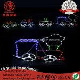 Rasen-dekorative Jungen IP65 LED-1.5m, die Weihnachtslicht für im Freienlicht tanzen
