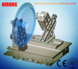 2017 새로운 발육된 모형 높은 정밀도 산업 CNC 선반 EL42
