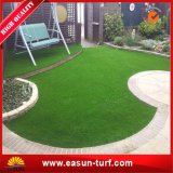 Tapete artificial da grama das crianças para o jogo das crianças