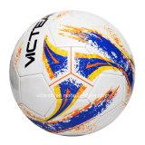 Talla de costura número 5 de la máquina OEM del balón de fútbol de 4 TPU
