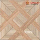 600X600mm keramische glasig-glänzende Tintenstrahl-rustikale Fußboden-Fliese für Schlafzimmer