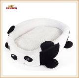 Karikatur-Panda-Typ Haustier-Bett für kleinen Hund u. Katze