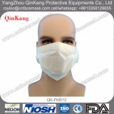 La mascarilla de papel, hace frente a la máscara protectora, máscara disponible de la cara divertida