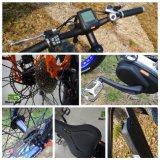 Elektrisches Fahrrad des fetter Luxuxgummireifen zentrales Bafang Motor36v 250With 48V 350W