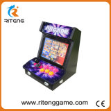 小型木のBartopコンソールキャビネットのアーケード・ゲーム機械