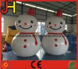 Bonhomme de neige gonflable pour des décorations de Noël