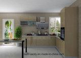 Eben hohe Glanz-Lack-Küche-Möbel