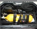 Respirateur en acier d'air de Scba de cylindre pour le pompier