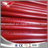 Classe do CS ASTM A795 uma tubulação material do incêndio da tubulação da luta contra o incêndio com extremidade Grooved