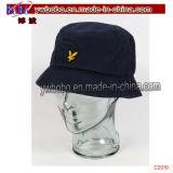 団体のギフトのストリップのバケツの帽子の綿のバケツの帽子Headwear (C2021)