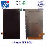 Petite écran 5.0 pouces TFT LCM Résolution 480X854 Module LCD