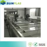 Rullo rigido libero/trasparente dello strato del PVC per stampa ed il pacchetto