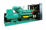 삼상 V12 엔진 디젤 엔진 Genset 1500 kVA
