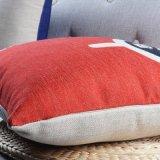 Almofadas de sofá de algodão baratos de fábrica para decoração de sofás