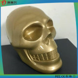 Altoparlante stereo portatile freddo di Bluetooth del cranio